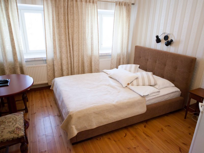Small double room for 1-2 people, 140 cm (55 in.) double bed