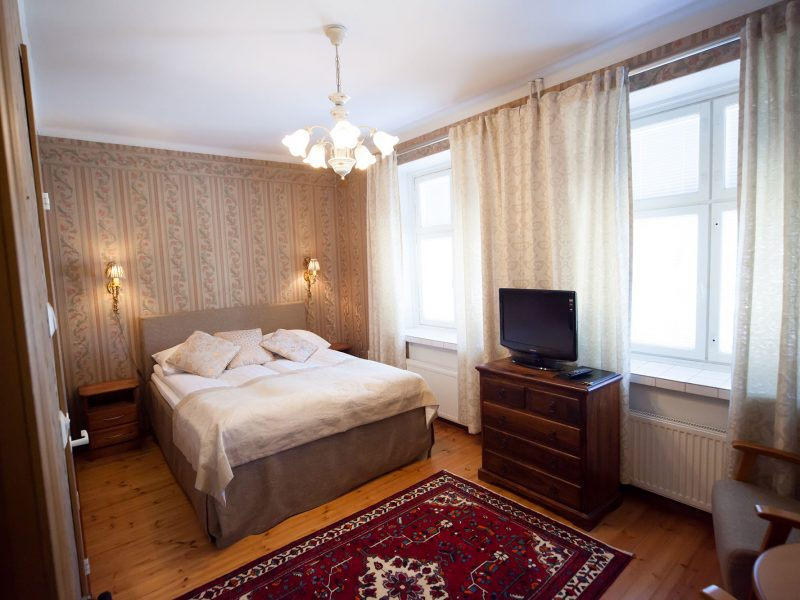 Double room, with 1 double bed