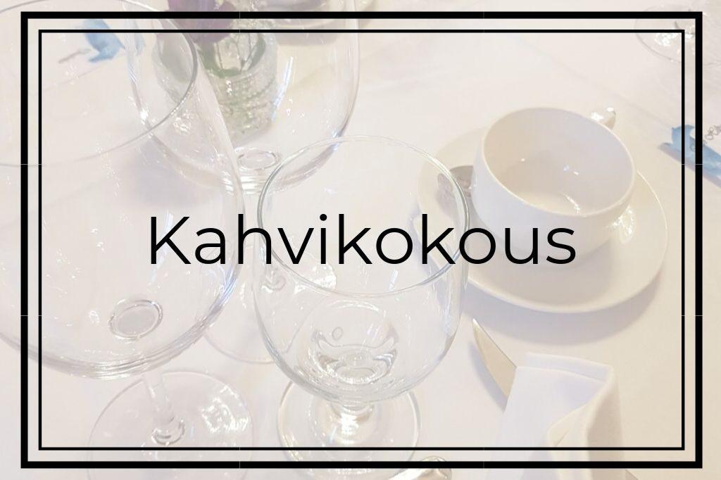 Kahvikokous