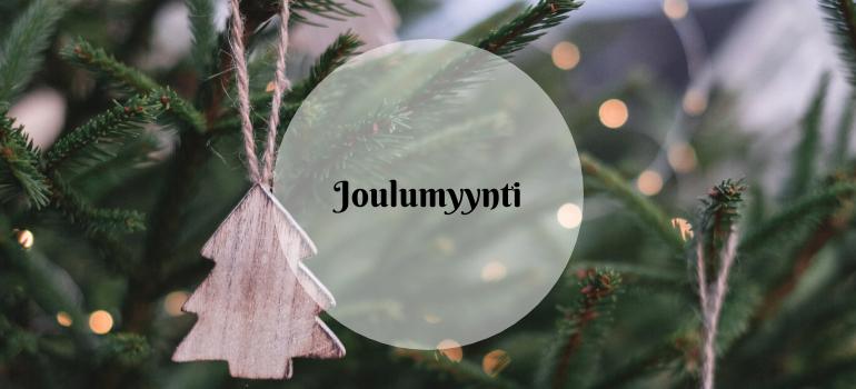 Joulumyynti